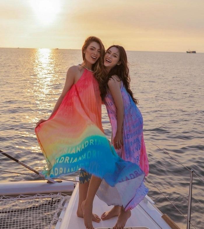 du thuyền Sarita 16