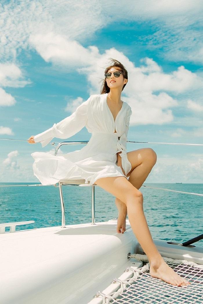 du thuyền Sarita 18
