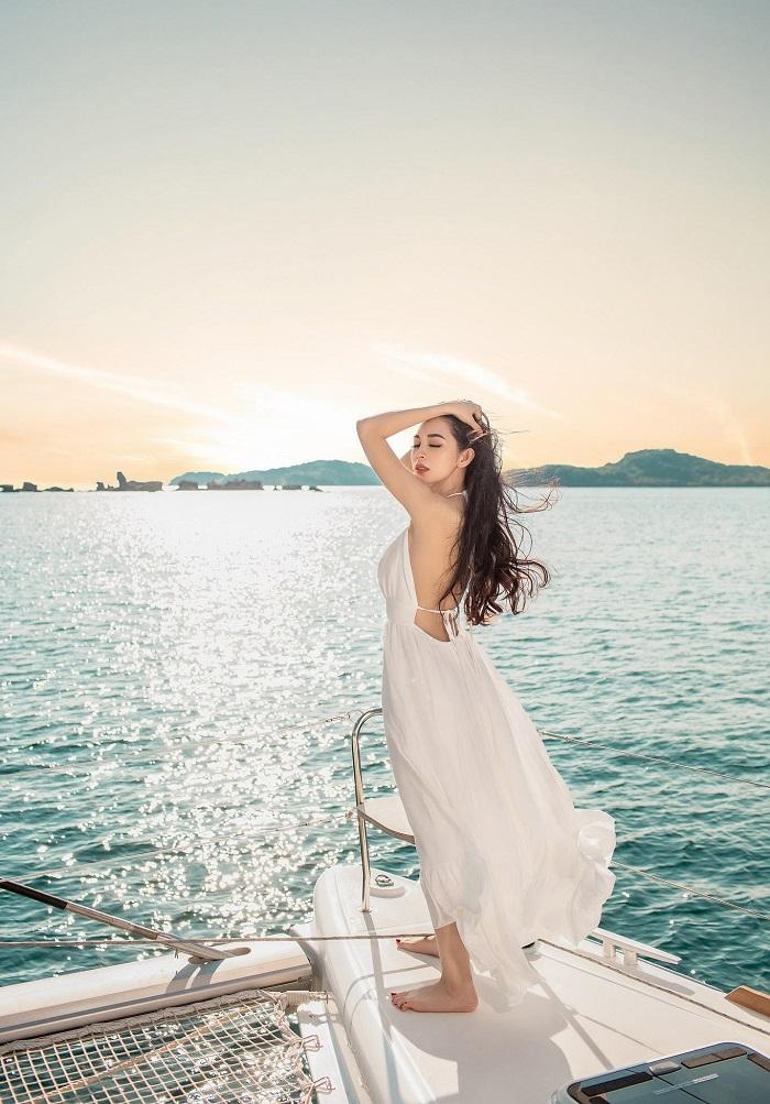 Du thuyền Sarita 2