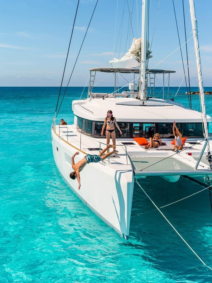 du thuyền Sarita 24