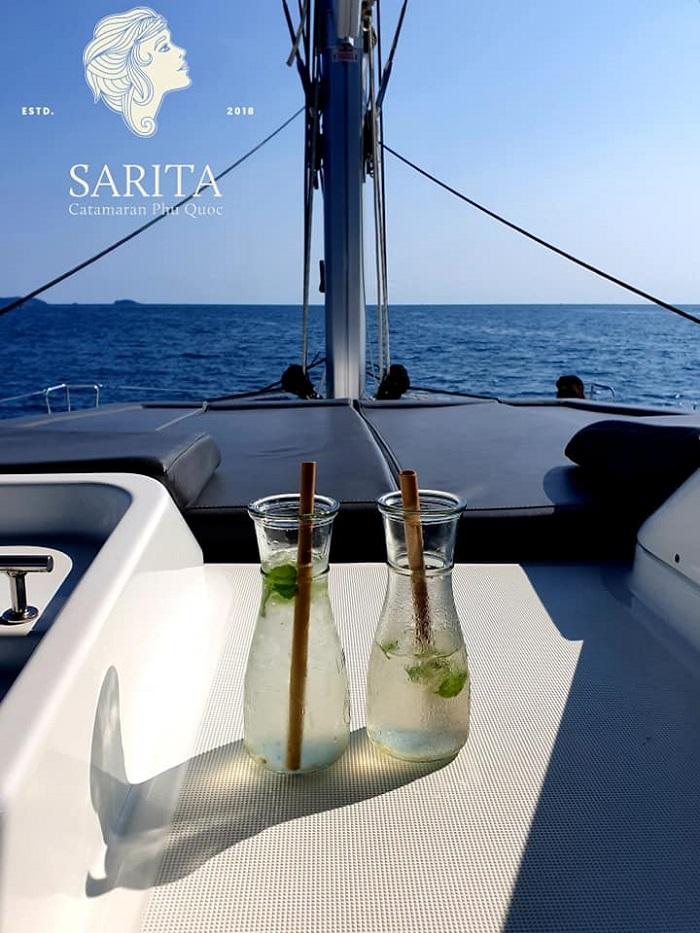 du thuyền Sarita 26