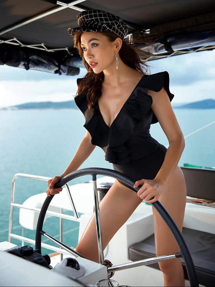 du thuyền Sarita 3