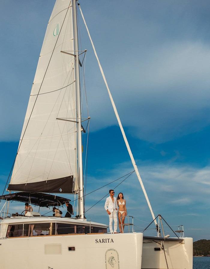 Du thuyền Sarita  33