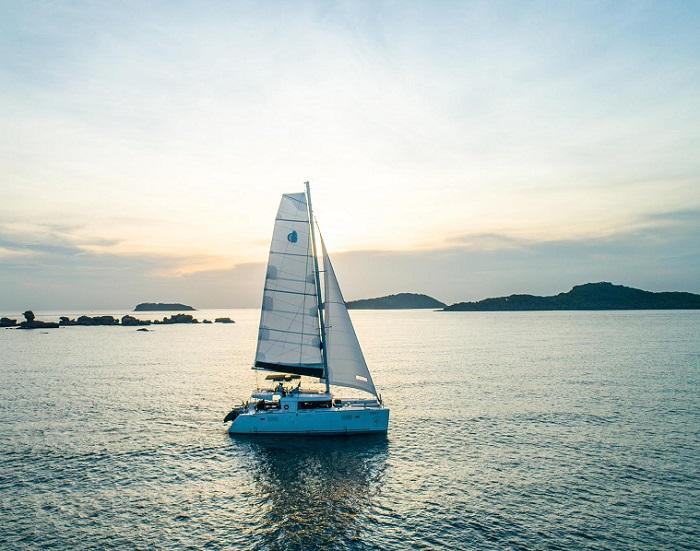 Du thuyền Sarita 5