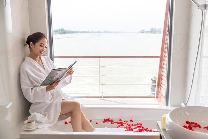 du thuyền Victoria Mekong Cruises