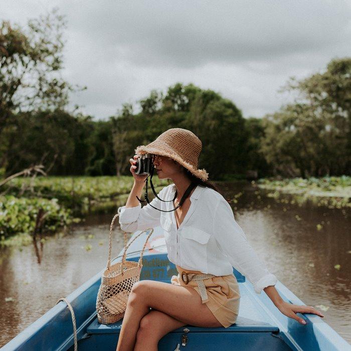 du thuyền Victoria Mekong