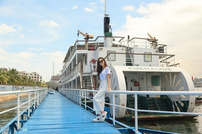 du thuyền Emeraude 11