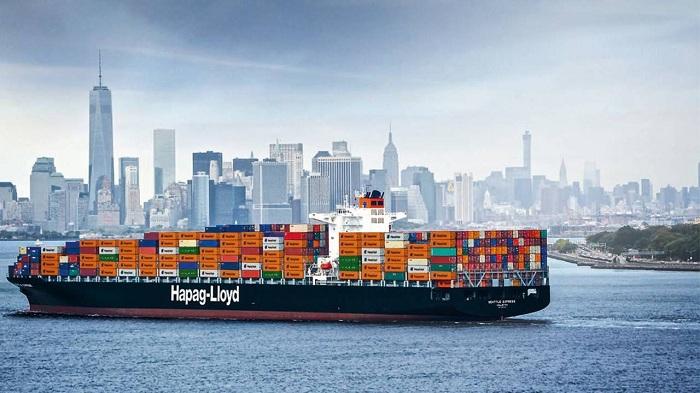 Top 10 hãng tàu lớn nhất thế giới: hapag-lloyd