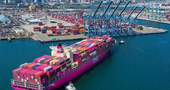 Top 10 hãng tàu lớn nhất thế giới: ONE