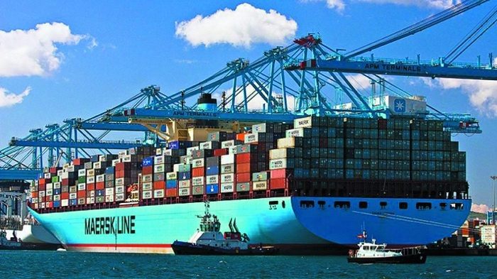 Top 10 hãng tàu lớn nhất thế giới: APM - Maersk