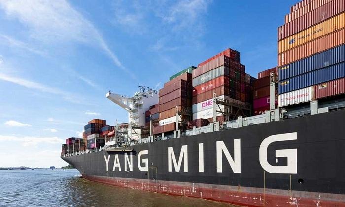 Top 10 hãng tàu lớn nhất thế giới: hang-tau-yangming
