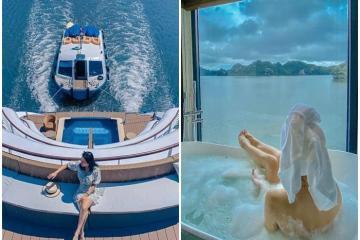 Du thuyền Capella Cruise nốt nhạc đầu tiên… diệu kỳ giữa biển trời