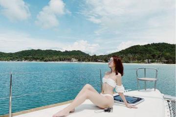 Gợi ý trang phục đi du thuyền 'chuẩn không cần chỉnh' để những bức ảnh cực chill