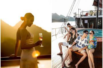 Du ngoạn vịnh Lan Hạ trên du thuyền Orchid khám phá thiên đường với trải nghiệm 5 sao