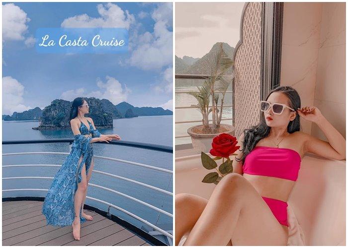 Du thuyền La Casta Regal và hải trình trong mơ khác biệt trên vịnh Lan Hạ