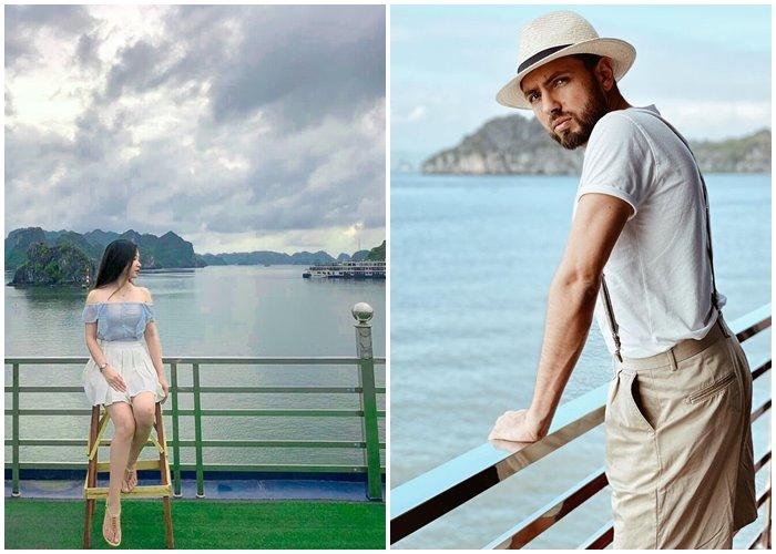 Thưởng ngoạn thắng cảnh Hạ Long bằng du thuyền La Pandora sang - xịn