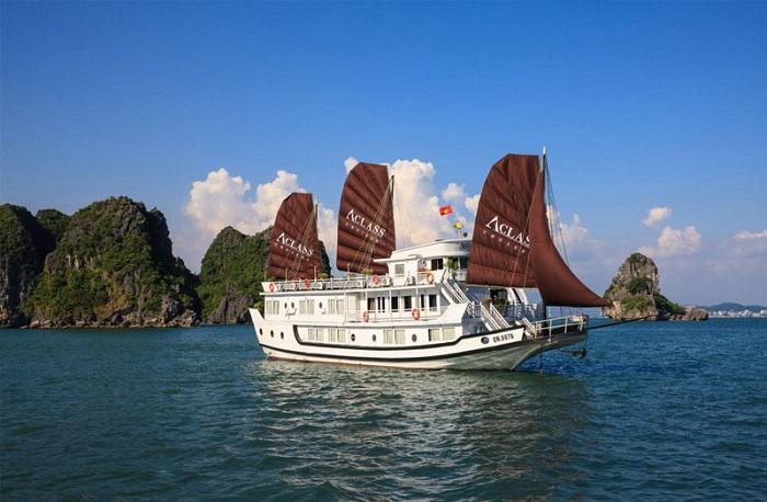 du thuyền Aclass Cruise 1