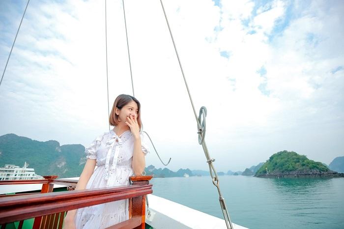 du thuyền Aclass Cruise 14