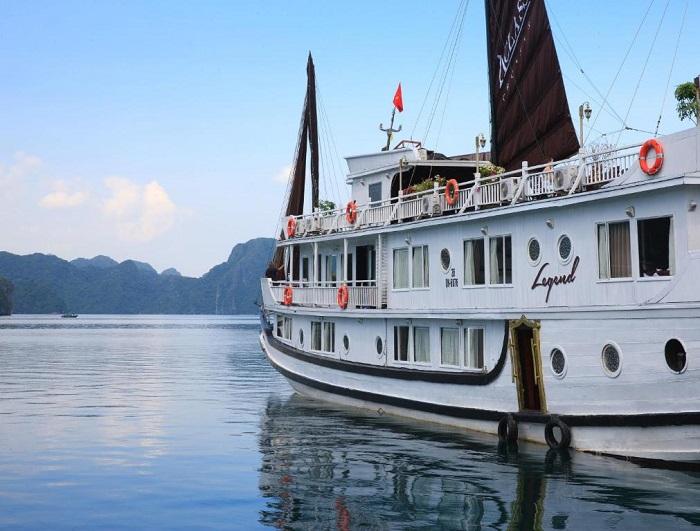 du thuyền Aclass Cruise 15