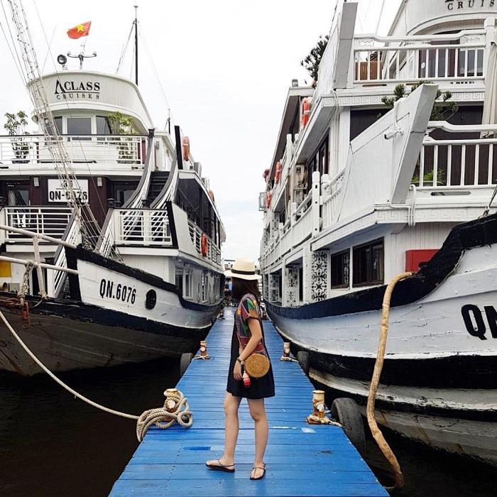 du thuyền Aclass Cruise 2