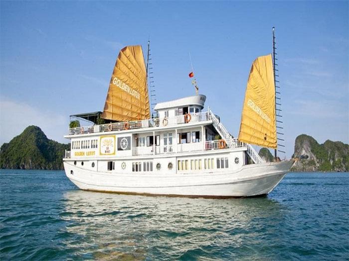 Du thuyền Golden Lotus Garden 1