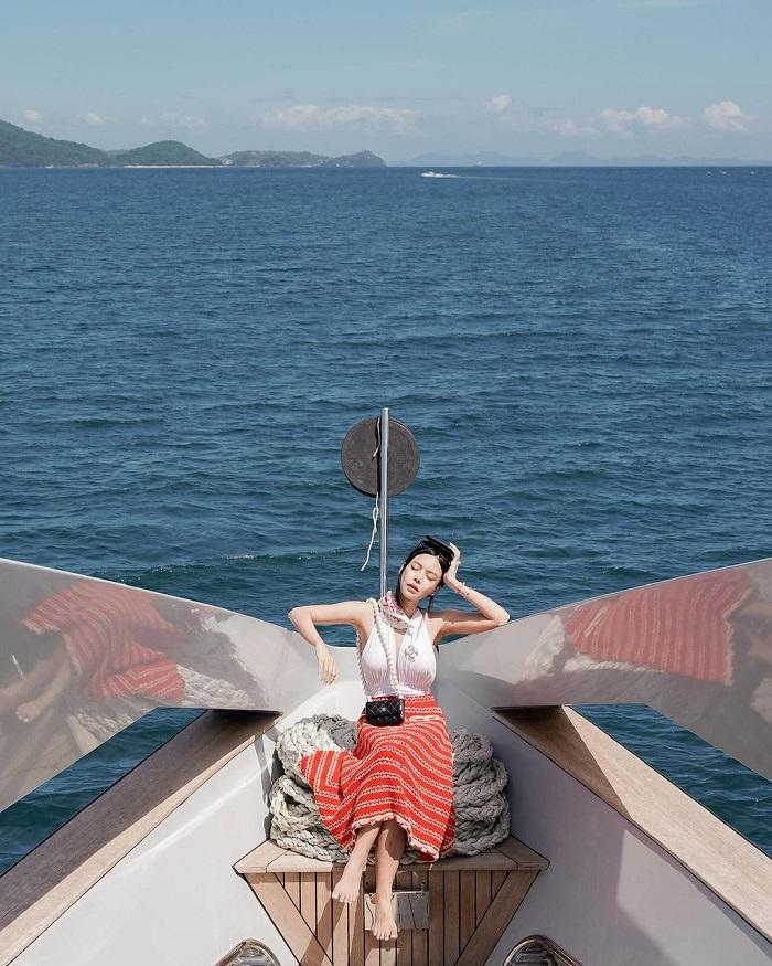 Du thuyền Ocean Emerald 12