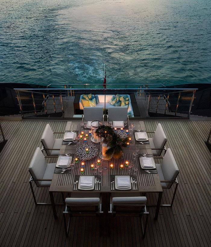 Du thuyền Ocean Emerald 15