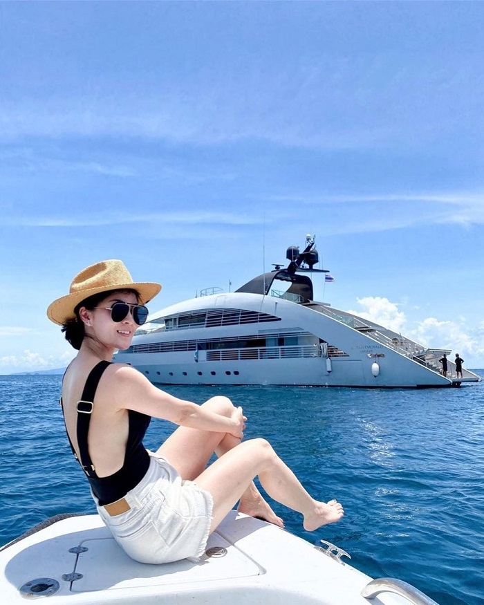Du thuyền Ocean Emerald 4