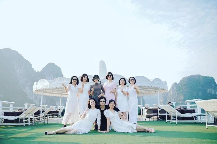 Du thuyền Oriental Sails 20