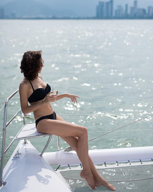 Du thuyền Venity 18