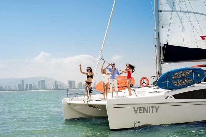 Du thuyền Venity 2