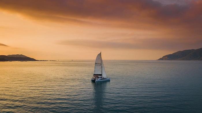 Du thuyền Venity 25