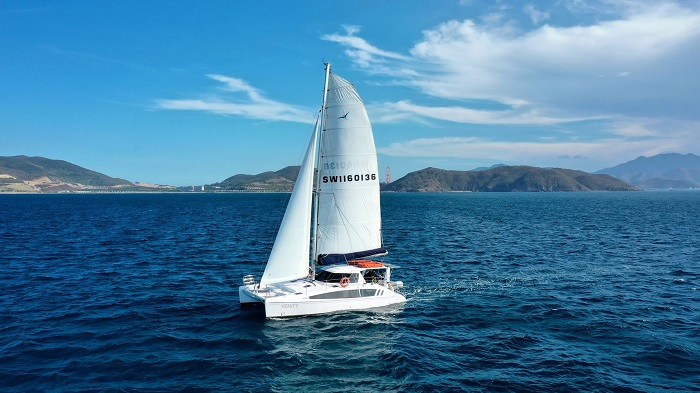 Du thuyền Venity 4