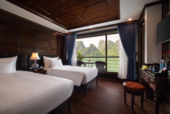 La Casta Regal Cruise and the dream journey on Lan Ha Bay