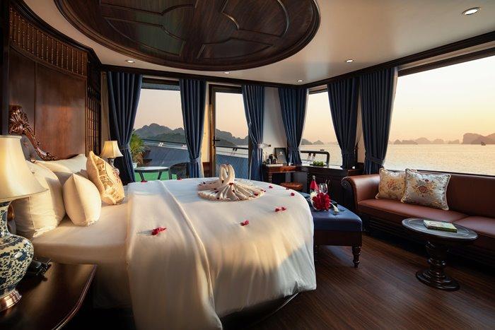 La Casta Regal's luxury room class
