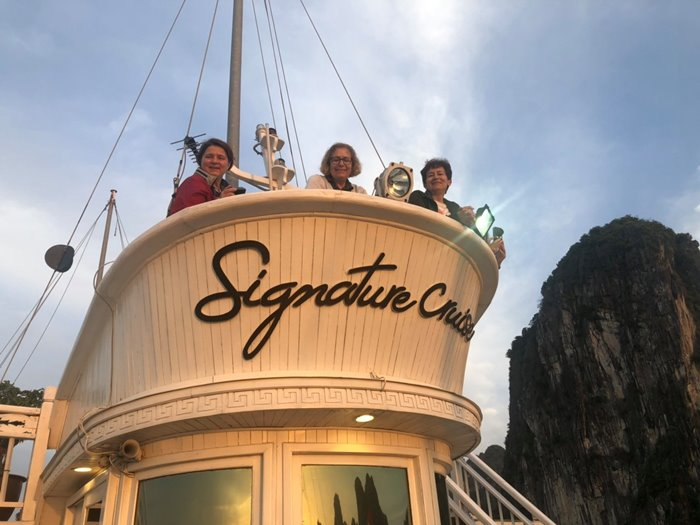 du thuyền Signature Royal