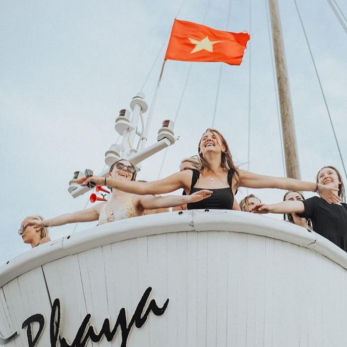 du thuyền Bhaya Classic 4