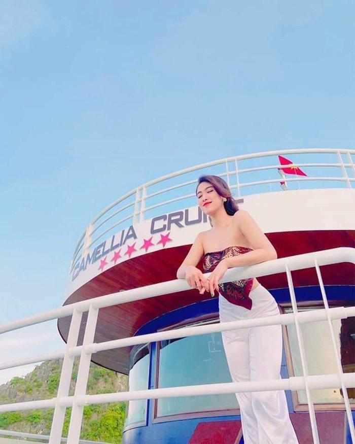 du thuyền Camellia