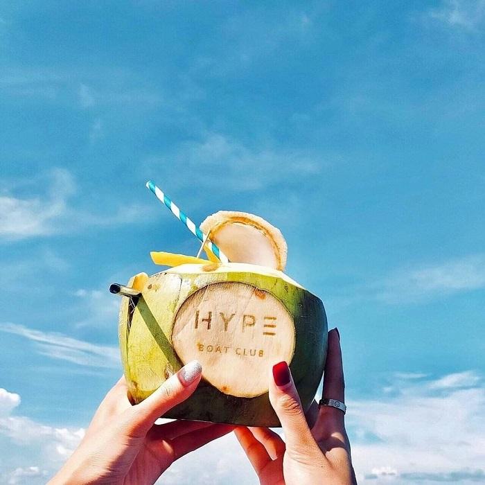 du thuyền HYPE 5