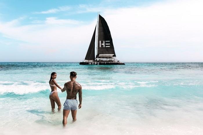 du thuyền HYPE 7