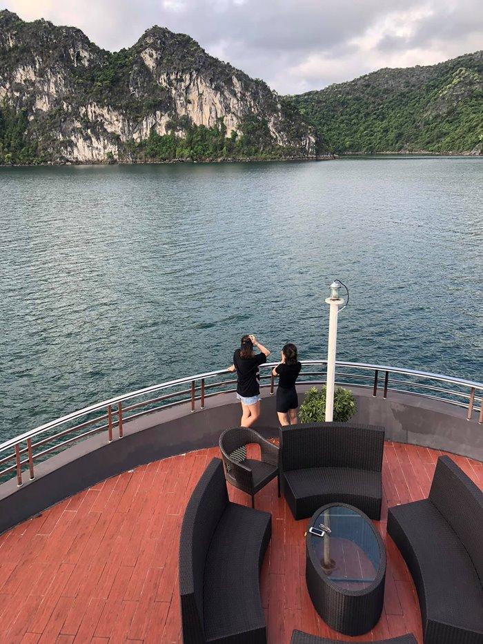 du thuyền La Pandora
