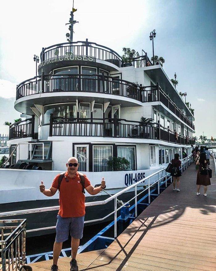 Du thuyền Margaret Hạ Long