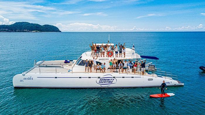 du thuyền Serenity Yachting 2