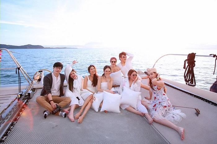 du thuyền Serenity Yachting 21