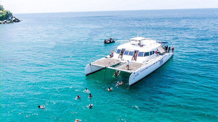 du thuyền Serenity Yachting 6