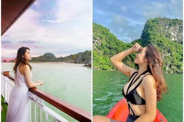 Tận hưởng vẻ đẹp Lan Hạ 4 mùa trong năm cùng du thuyền Calypso nữ thần của biển