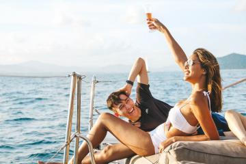 Du thuyền HYPE – Lựa chọn nghỉ dưỡng sang trọng, sành điệu bậc nhất trên biển Thái Lan