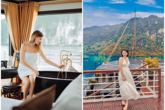 Top du thuyền vịnh Bái Tử Long Hot nhất để bạn du sơn ngọa thủy