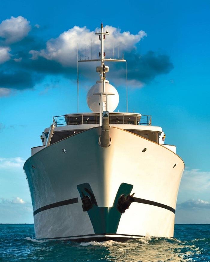 Du thuyền Chakra 15