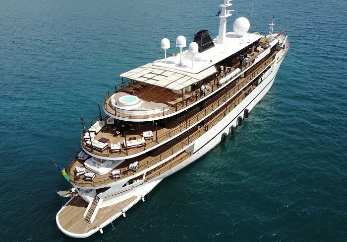 Du thuyền Chakra 4